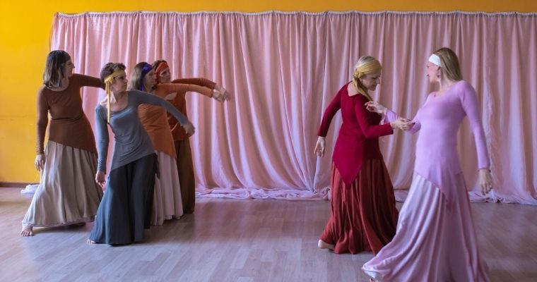 Danza Egiziana Contemporanea